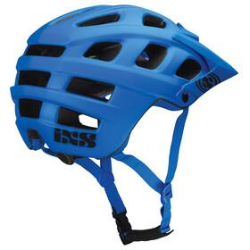 IXS Trail RS Evo Helmet fluo blue